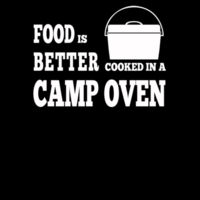 Food Is Better in a camp oven | Ladies Design