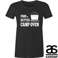 Food Is Better in a camp oven | Ladies Thumbnail
